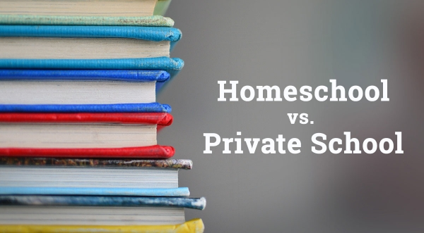 Key Differences Between Homeschool and Private Education